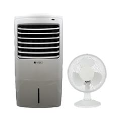 Nabo Aircool One + VT2333 Ventilator